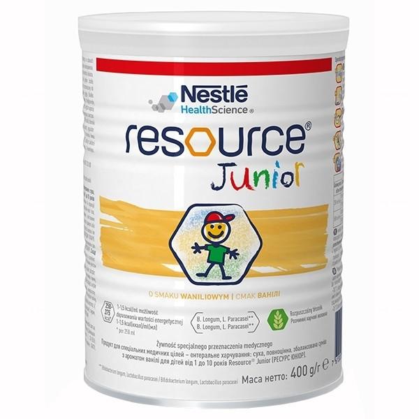 Resource Junior 400g cena i opinie o produkcie