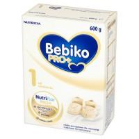 Bebiko Pro+ 1 Mleko początkowe częściowo fermentowane dla niemowląt od urodzenia 600g
