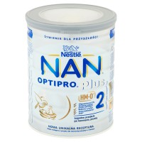 NAN 2 Plus HM-O 800g