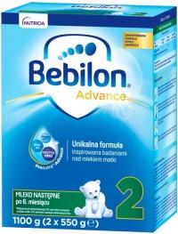 Bebilon 2 z Pronutra mleko modyfikowane 1200g