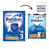 Bebilon Junior 3 z Pronutra mleko modyfikowane 1200g
