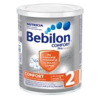 Bebilon Comfort 2 ProExpert mleko modyfikowane dla dzieci z tendencją do kolek i zaparć 400g