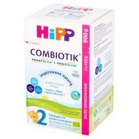 HiPP 2 Combiotik 900g mleko następne po 6 miesiącu