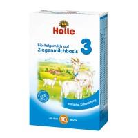 Holle BIO 3 mleko kozie dla dzieci od 1 roku 400g