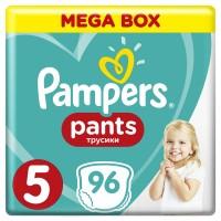 PAMPERS Pants 5 JUNIOR 96 szt 11-18kg MEGA BOX