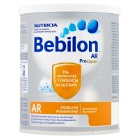 Bebilon AR 400g ProExpert mleko modyfikowane przeciw ulewaniu