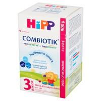 HiPP 3 Junior Combiotik mleko następne dla dzieci po 1 roku