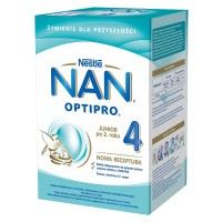 NAN Pro 4 mleko modyfikowane po 2 roku życia 800g