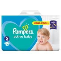 Pampers Active Baby 5 - 110 sztuk