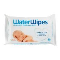 Water Wipes 60szt chusteczek nawilżonych dla alergików