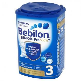 Bebilon Junior 3 z Pronutra mleko modyfikowane 800g
