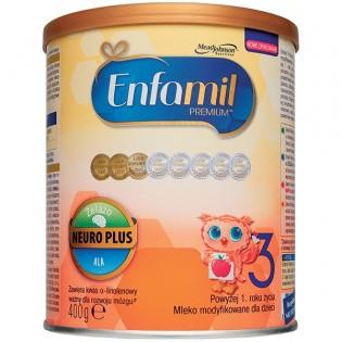 Enfamil 3 Premium mleko modyfikowane 400g