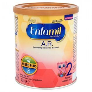 Enfamil AR 2 mleko modyfikowane przeciw ulewaniu 400g