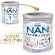 NAN Optipro Plus 1 800g HM-0 nowa receptura